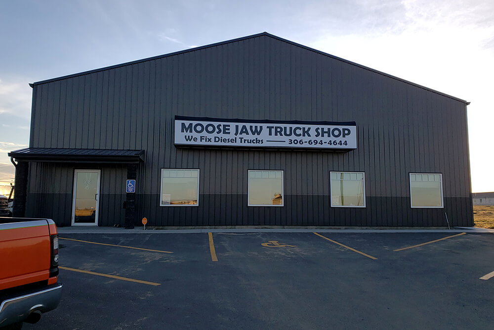 diesel truck repair moose jaw
