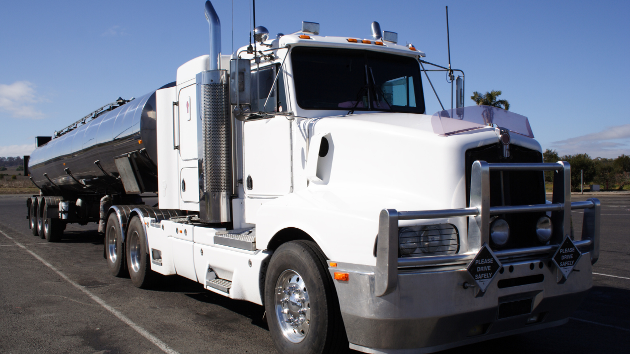 Big trips in your big rig